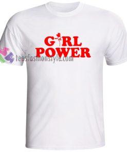 Girl Power Flower T-Shirt