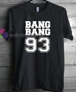 93 Black T-Shirt