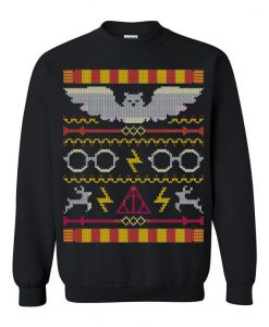 Harry Potter Ugly Christmas Sweater