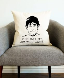 Jim Halpert pillow