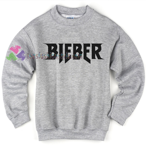 Bieber Purpose Sweater