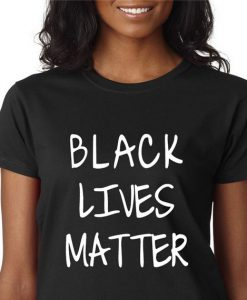 Black Lives T-Shirt gift