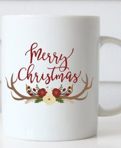 Merry Christmas Coffee Mug gift