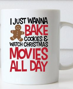 Bake Movies All Day Christmas