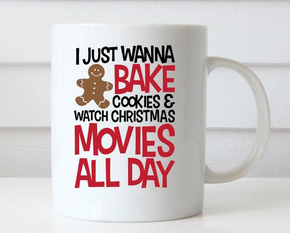 Bake Movies All Day Christmas