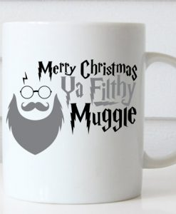 Christmas Ya Filthy Muggle Mug