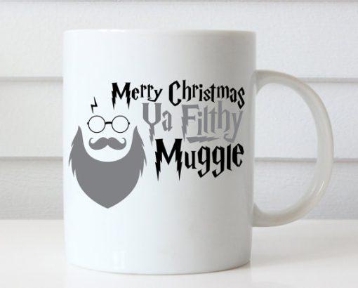 Christmas Ya Filthy Muggle Mug