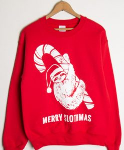 Merry Slothmas Sweater