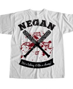 Negan The Walking Dead T-Shirt