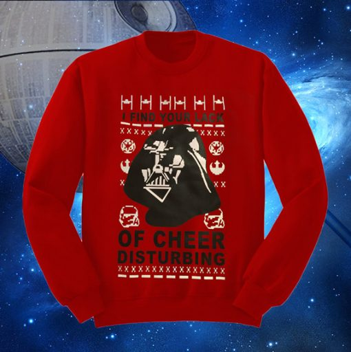 Star Wars Men's Vader Claus Sweater