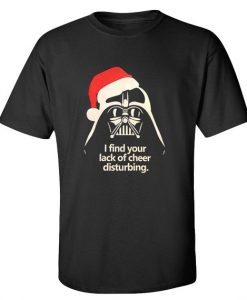 Star Wars Ugly Christmas tshirt gift T shirts