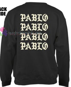 Pablo Black Sweater