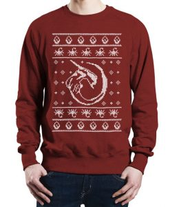 Xenomorph Christmas Sweater