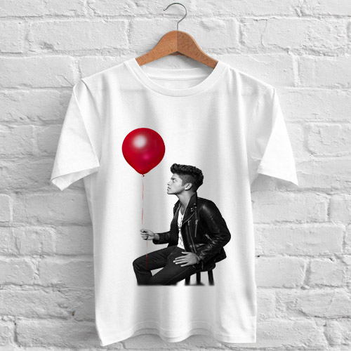 Bruno Mars Balloon T-Shirt