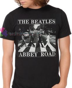 the beatles abbey road gift T shirts