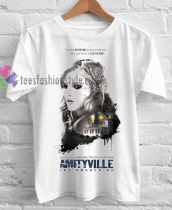 Amityville The Awakening T-shirt gift
