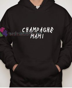 Champagne Mami Hoodie gift