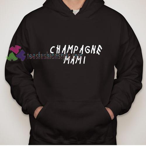 Champagne Mami Hoodie gift