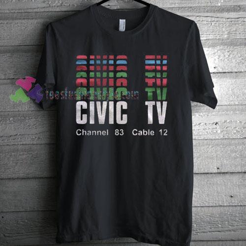 Civic TV T-Shirt gift
