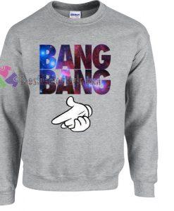 Click Clack BANG BANG Sweater gift