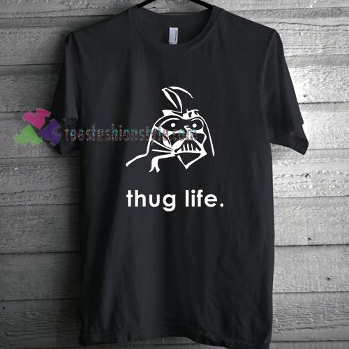 Darth Vader Thug Life T-shirt gift