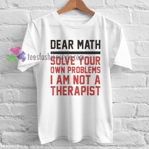 Own Problems T-Shirt gift