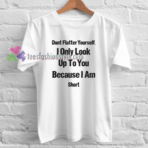 I'm Short T-Shirt gift