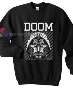 Doctor Doom Sweater gift