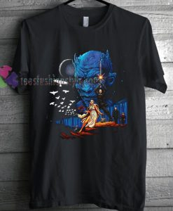 Game of Thrones Star Wars T-shirt gift
