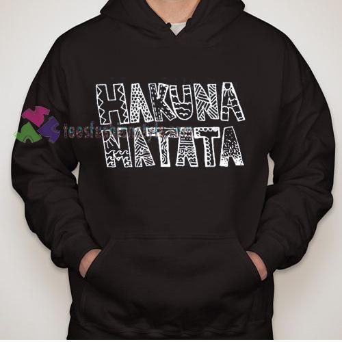 Hakuna Matata Hoodie gift