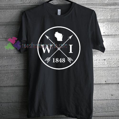 Wisconsin Arrow T-Shirt gift