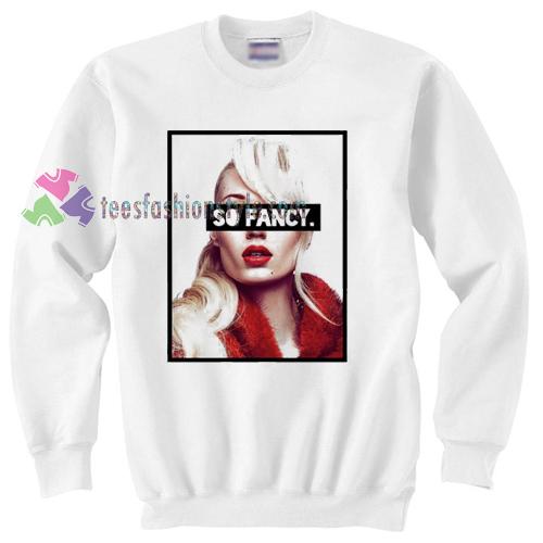 Iggy Azale MERCH Sweater gift