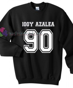Iggy Azalea Birthday Sweater gift