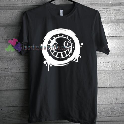 Smiley Spray T-Shirt gift