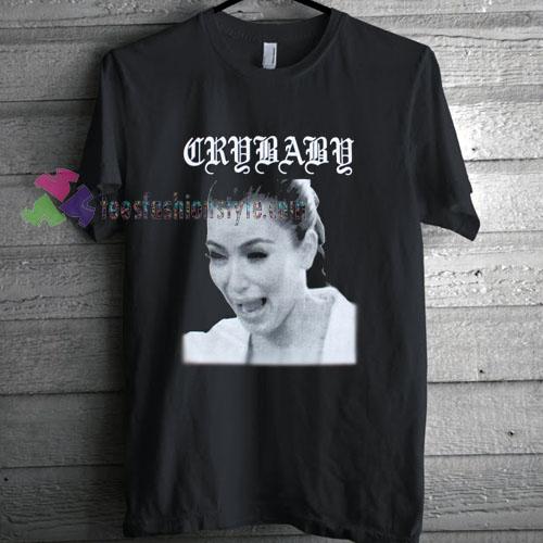 Kim Kardashian Ugly Cry T-Shirt gift