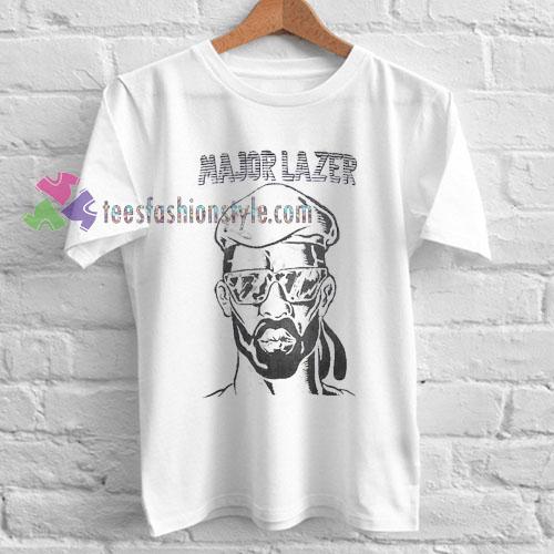 Major Lazer Jillionaire T-shirt gift