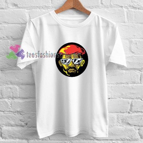 Major Lazer T-shirt gift