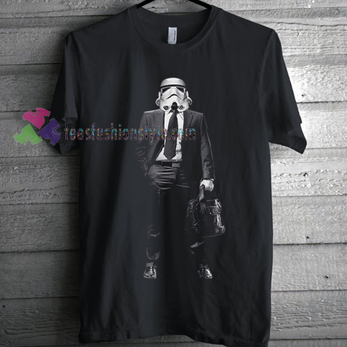 Men's Stormtrooper on the Job Hunt T-shirt gift