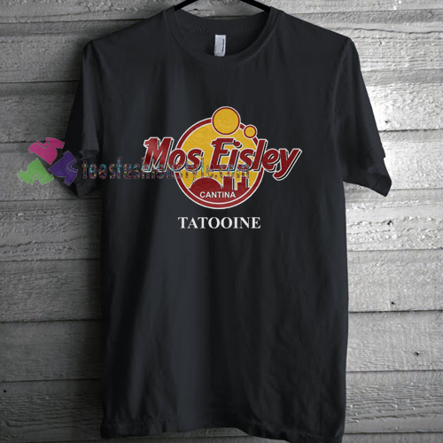 Mos Eisley Cantina Tattoine Star Wars T-shirt gift