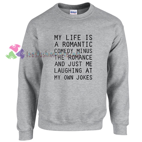 Romantic Comedy Sweater gift