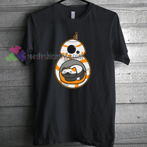 Neko Atsume Star Wars T-shirt gift