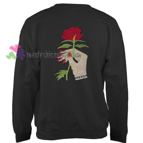 Okinawa Rose Sweater gift