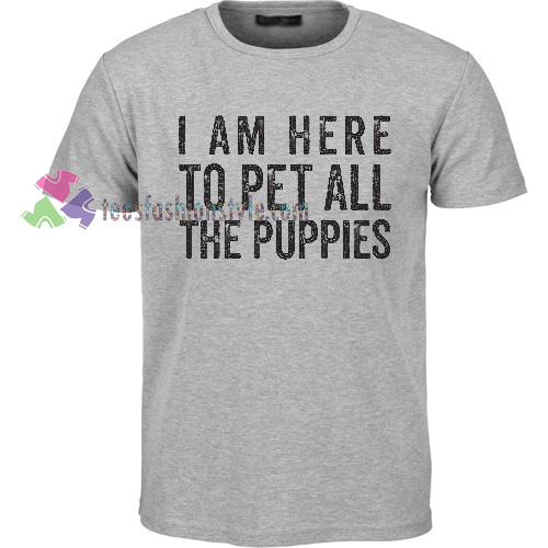 Pet All Puppies T-Shirt gift