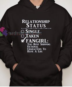 Fangirl Hoodie gift