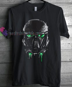 Star Wars Rogue One Death Trooper T-shirt gift