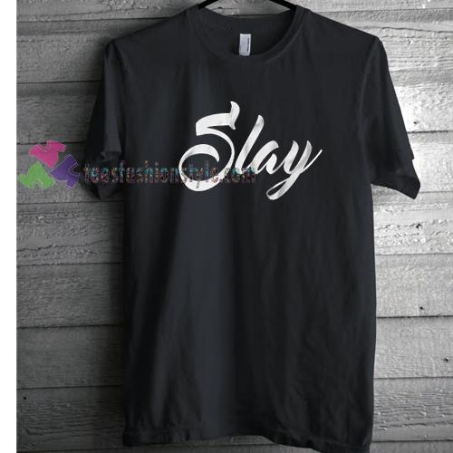 Beyonce Slay T-shirt gift