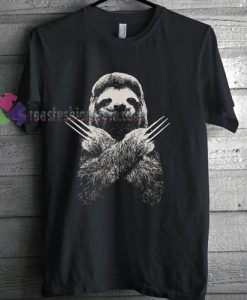 Slotherine Sloth T-shirt gift