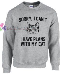 My Cat Sweater gift