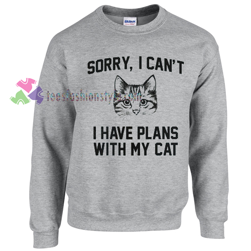My Cat Sweater gift
