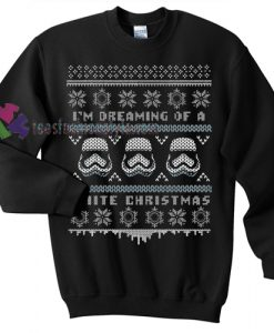 Star Wars Christmas Sweater gift